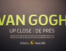 Event – Van Gogh at the National Gallery